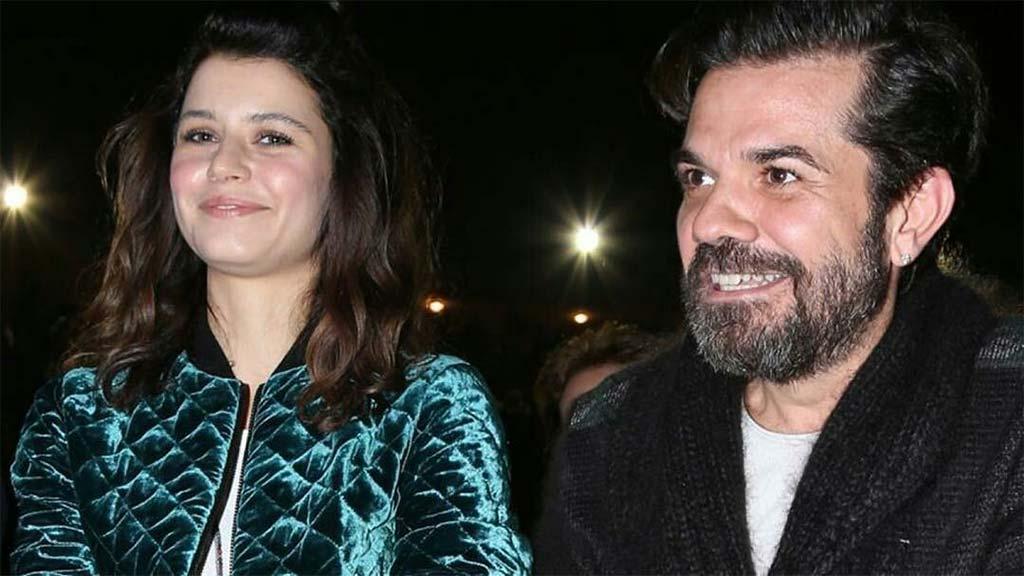 Beren Saat Puts an End to Divorce Rumors | Arabia Weddings