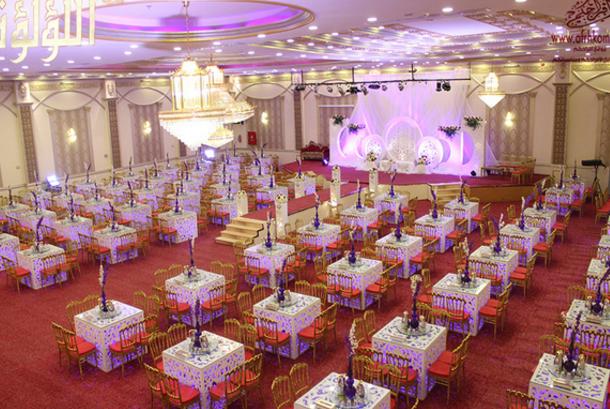 Wedding halls in jeddah arabia weddings louloua junglespirit Choice Image