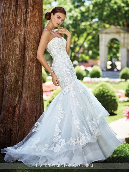 David tutera mon cheri 2017 arabia weddings for Mon cheri wedding dress prices