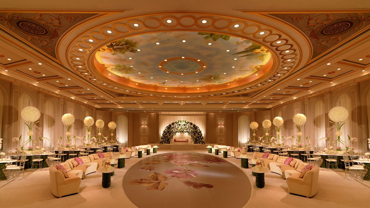 Top 6 Wedding Venues in Bahrain - Arabia Weddings