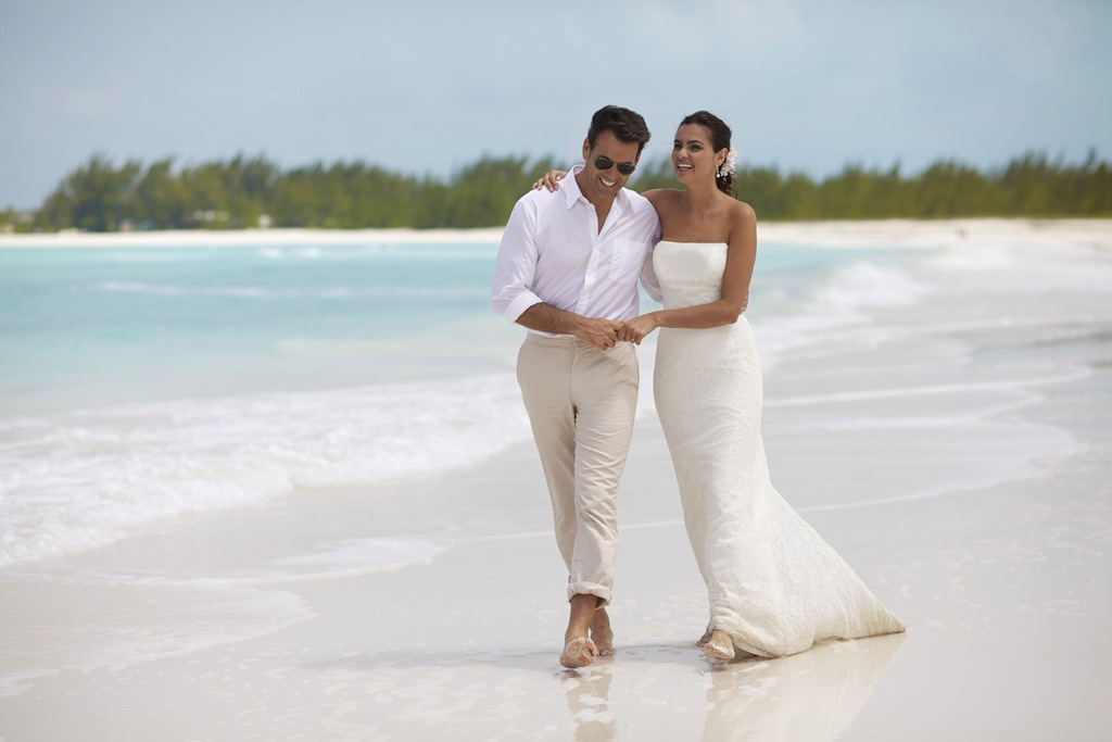 Beach Wedding Vow Renewal Dresses