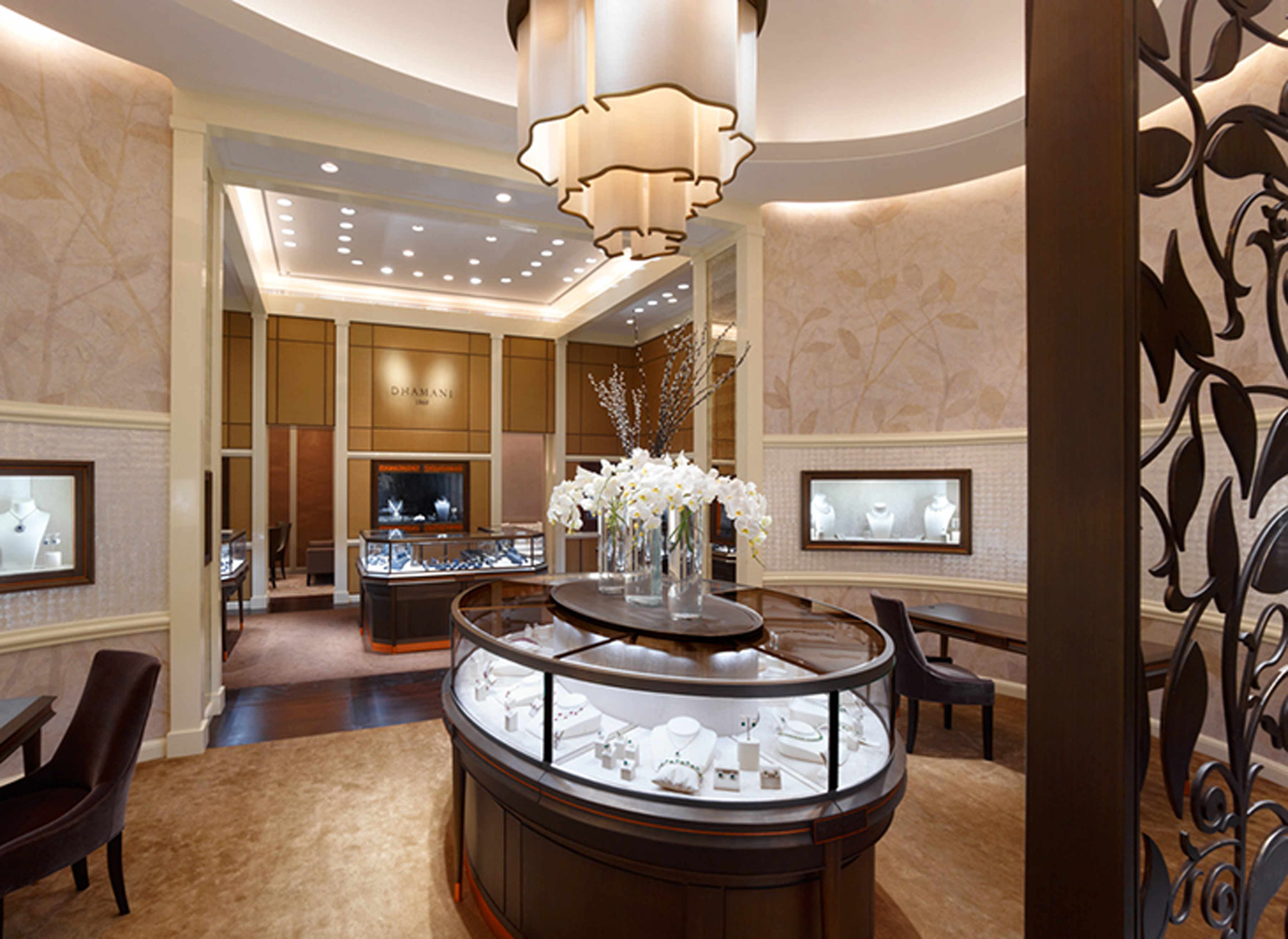 Luxury jewelry house dhamani is exclusive select atelier for Luxury boutique