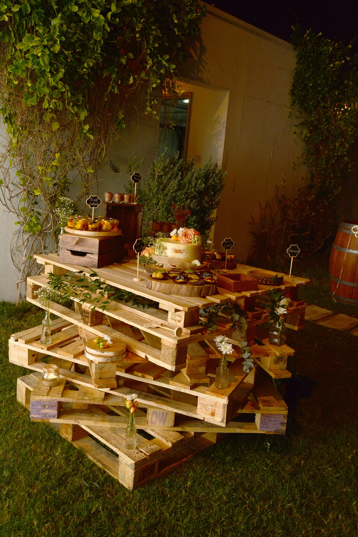 Rustic Pre-wedding PartyTheme  Arabia Weddings