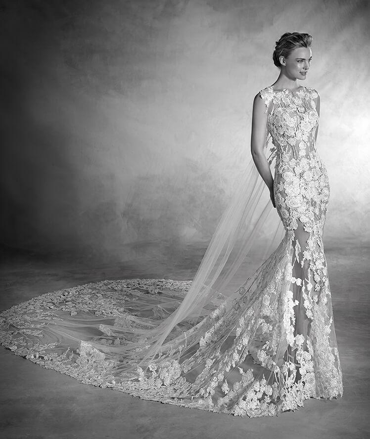 Pronovias Wedding Dresses 2017 31 Cool pronovias