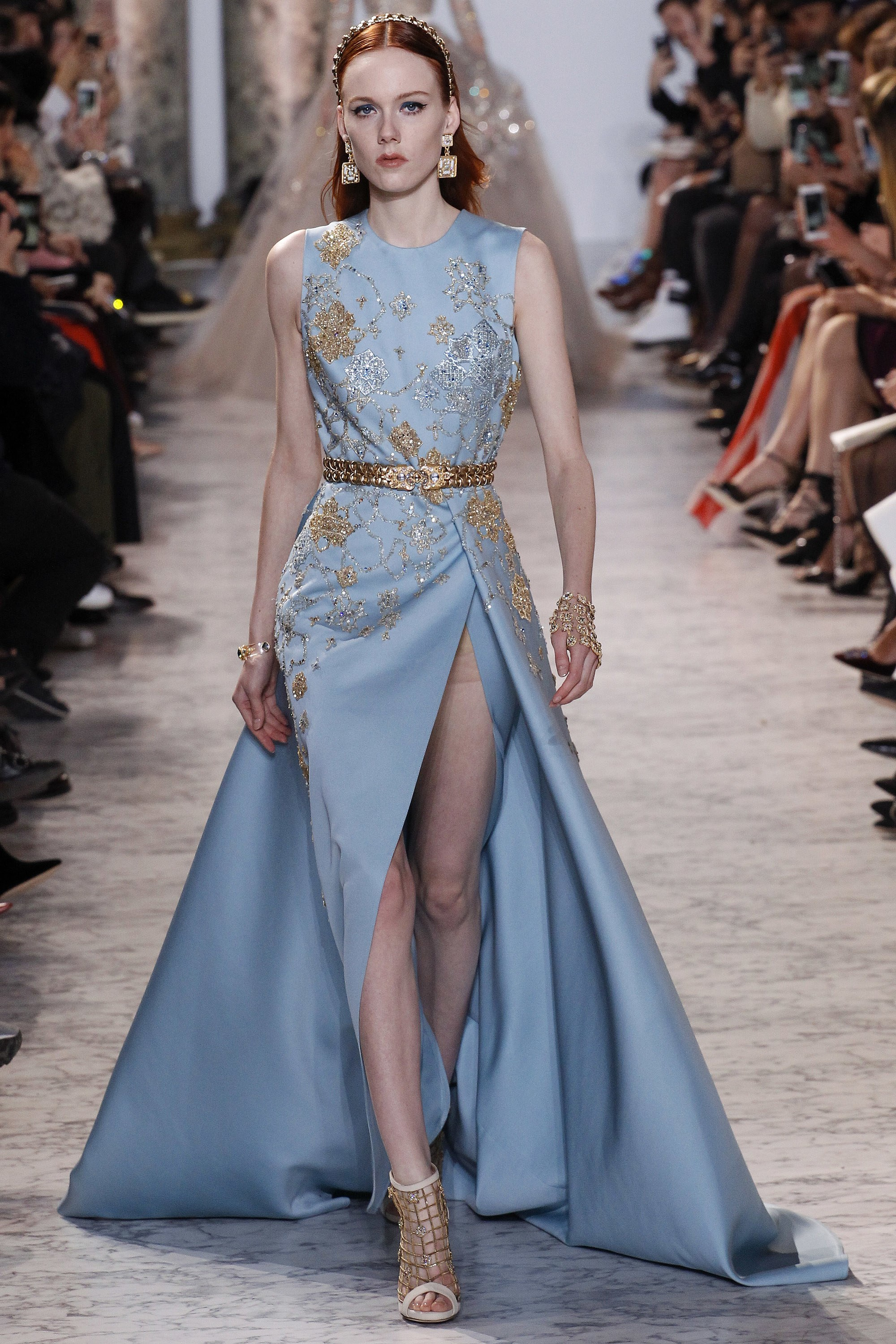 Elie saab spring 2017 arabia weddings for Couture fashion designers