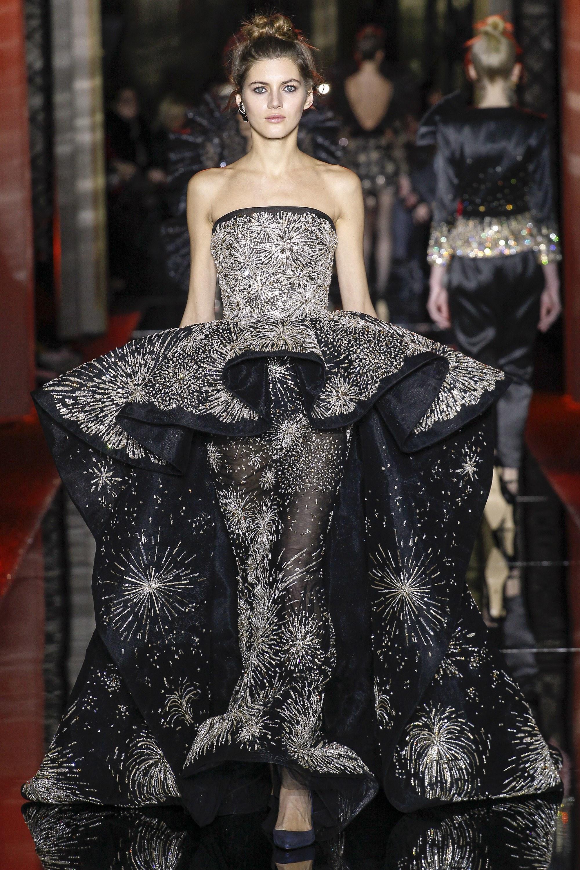 Paris Fashion Week 2017: Zuhair Murad