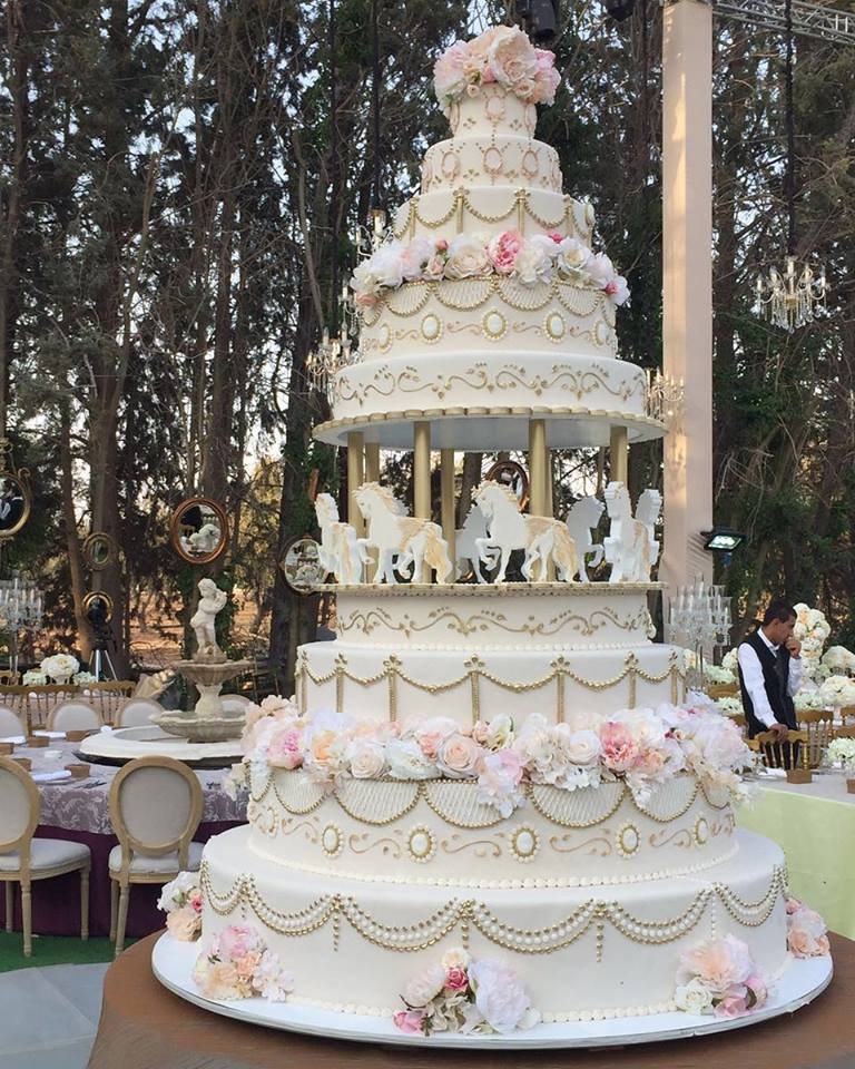 Top Amman Cake Shops Arabia Weddings