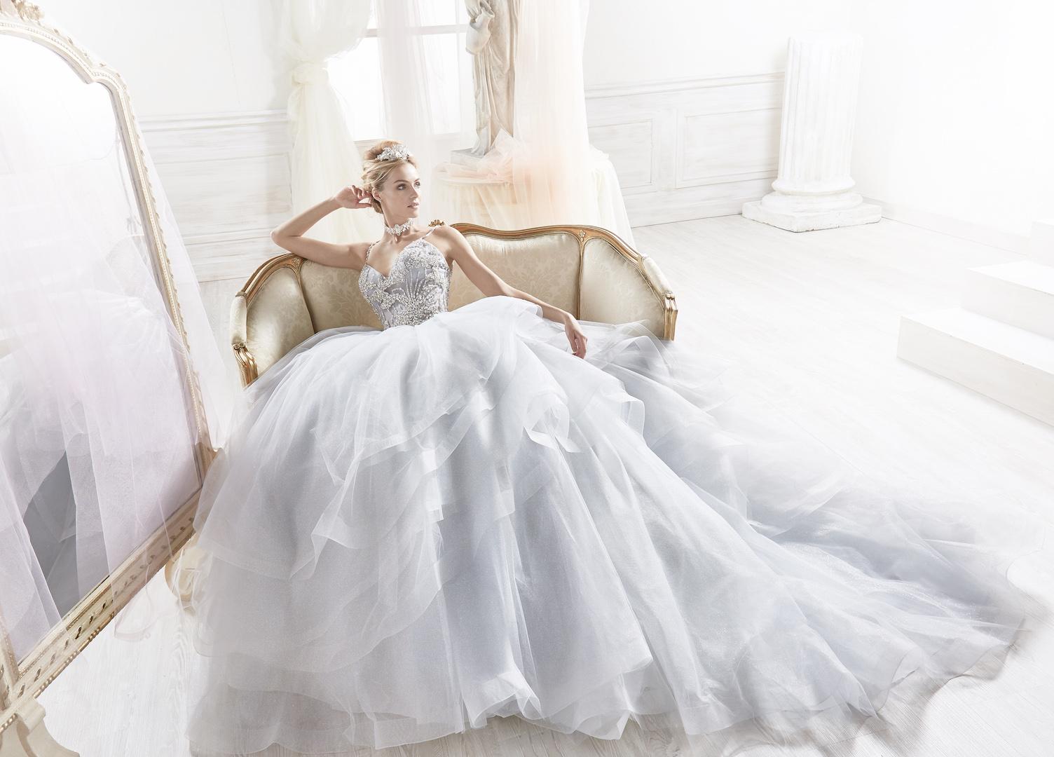 Nicole Kidman Balenciaga Wedding Dresses: Nicole 2018 Bridal Collection