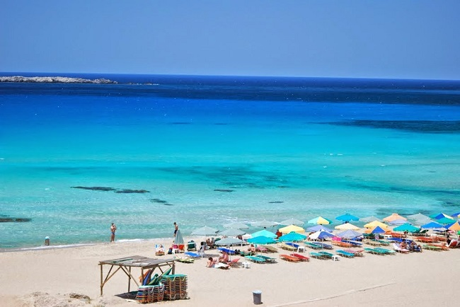 Falasarna Is One Of The Best Beaches Crete