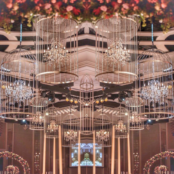 Wedding Ceiling Decorations 42 Amazing Ceiling decor for a