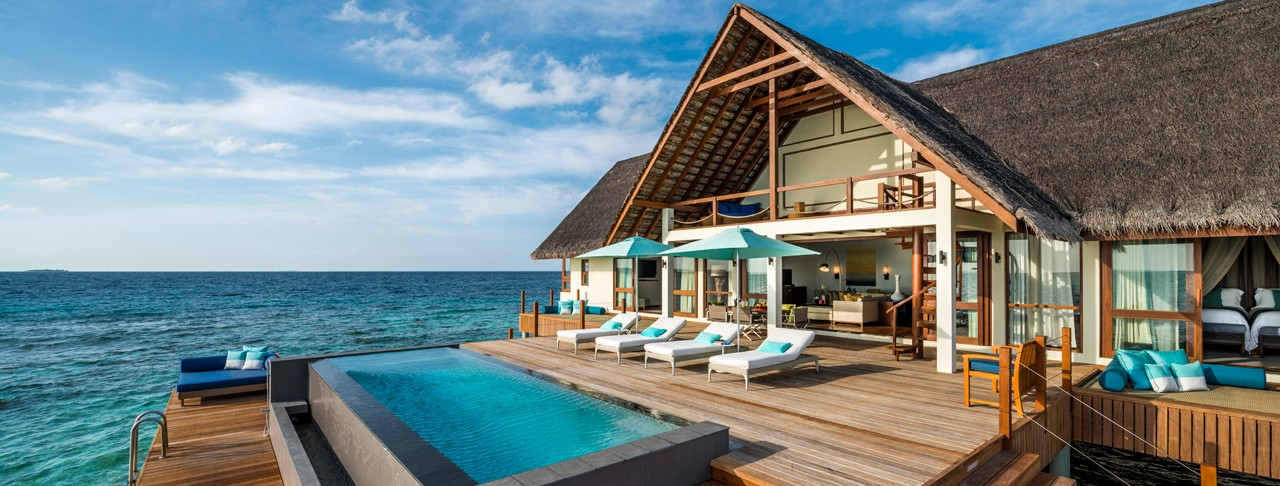 The Most Beautiful Maldives Resorts And Hotels Arabia
