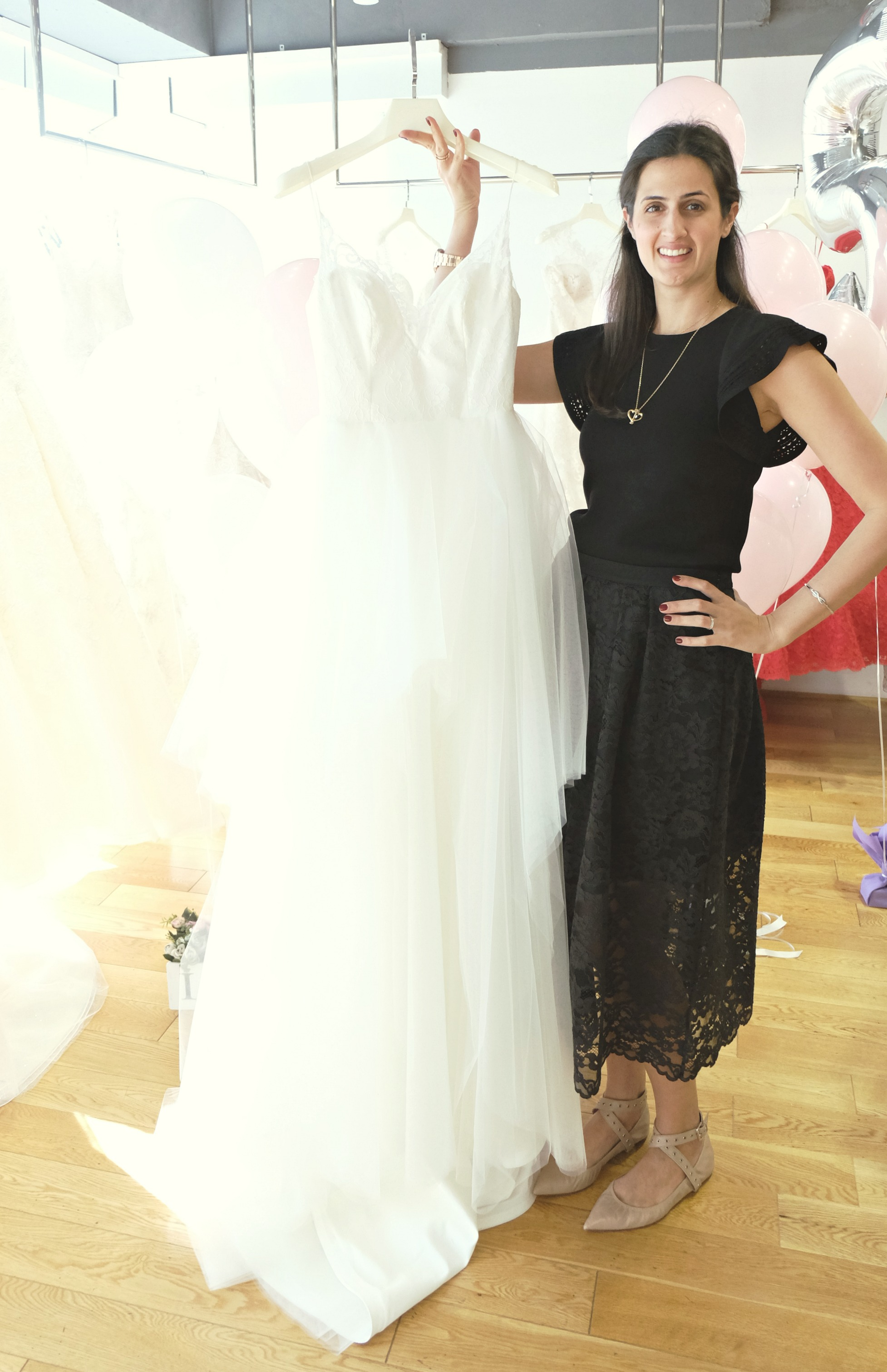 Diala of The Bridal Showroom
