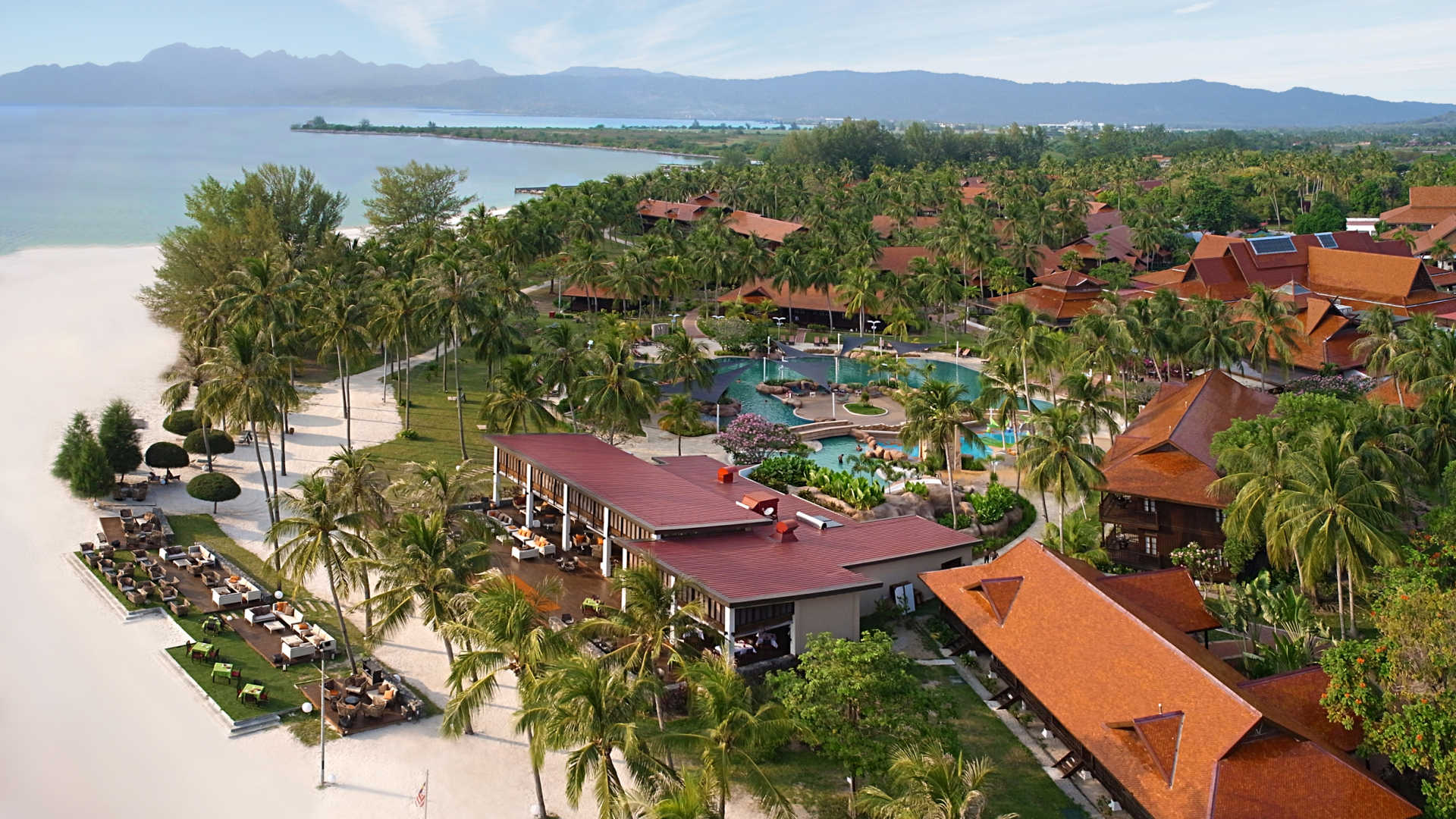 Langkawi Hotel Meritus Pelangi Beach