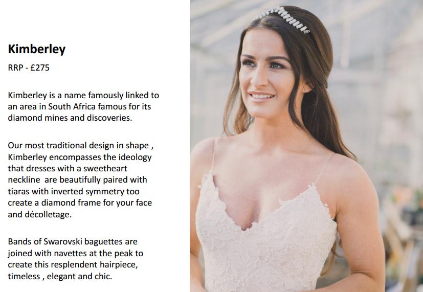 اكسسوارات العرائس لعام 2017 بولي