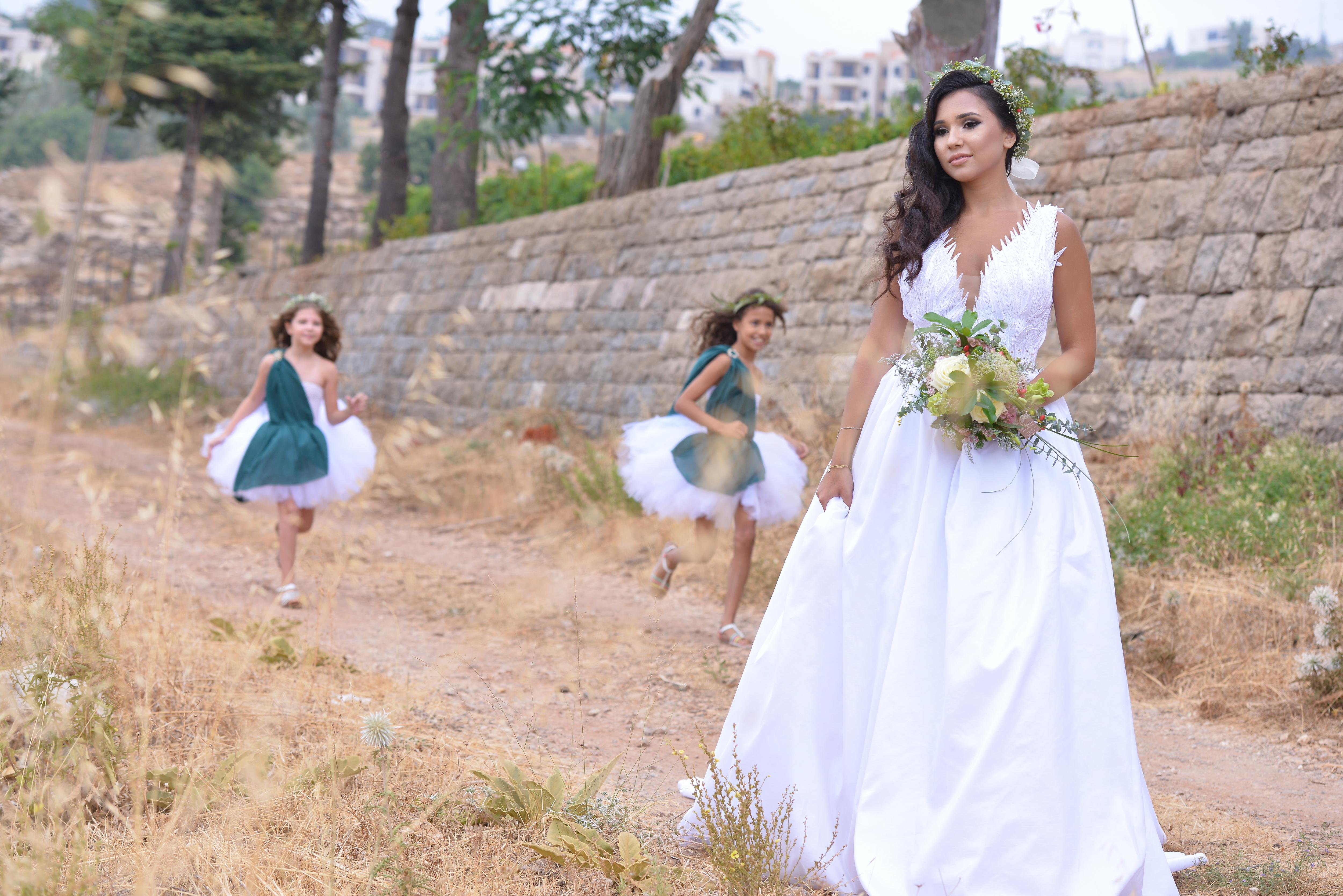 Olive Garden Wedding Theme Arabia Weddings
