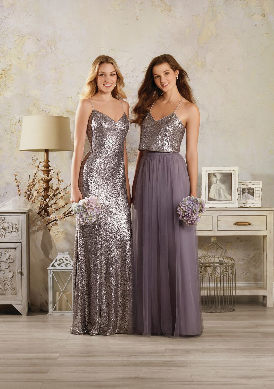 The Modern Vintage Bridesmaid Collection By Alfred Angelo