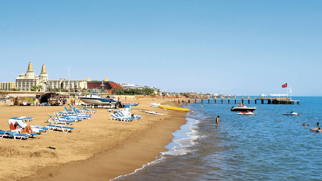 Hotels Near Antalya