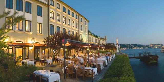 Istanbul hotels arabia weddings for Designhotel istanbul
