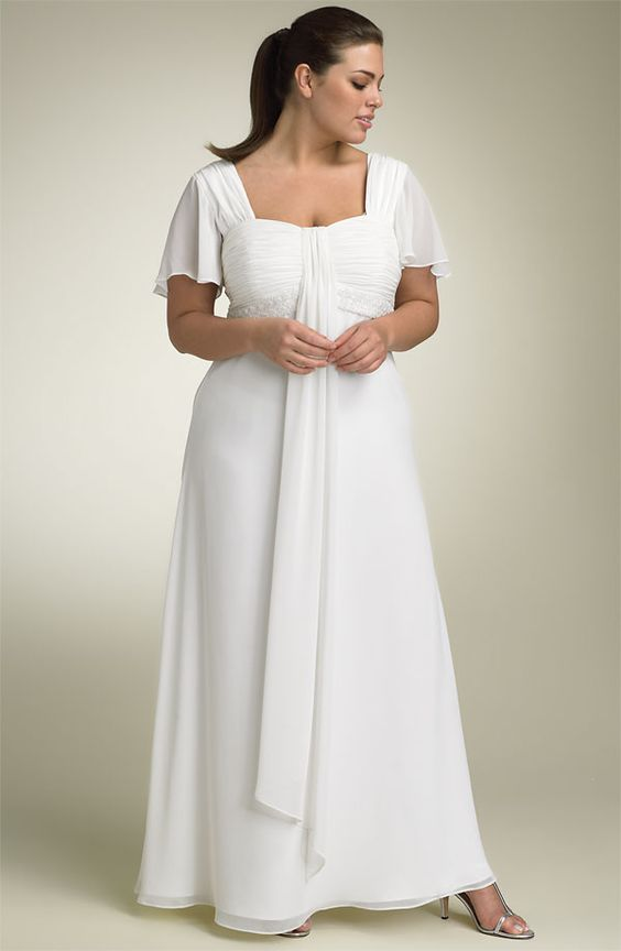 Plus Size Wedding Dresses - Arabia Weddings