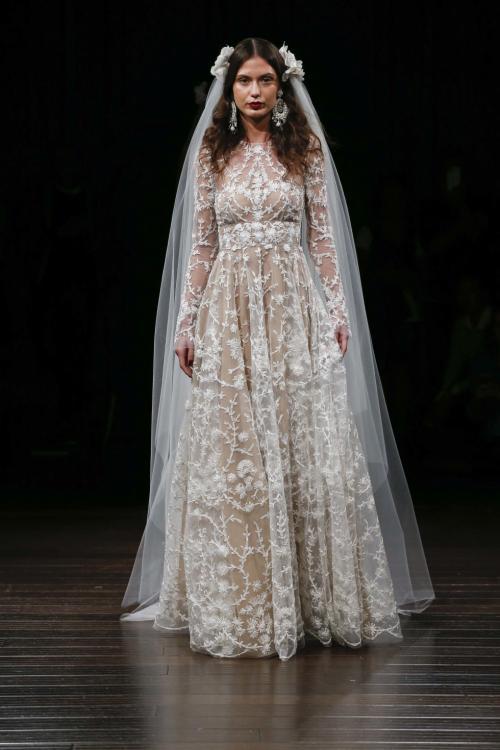 Oriental Wedding Dress 85 Good naeem khan