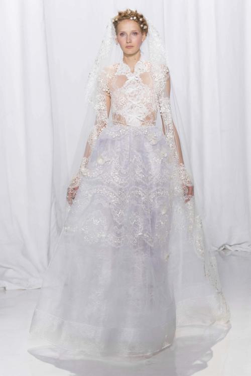 Oriental Wedding Dress 92 Fabulous reem acra bridal collection