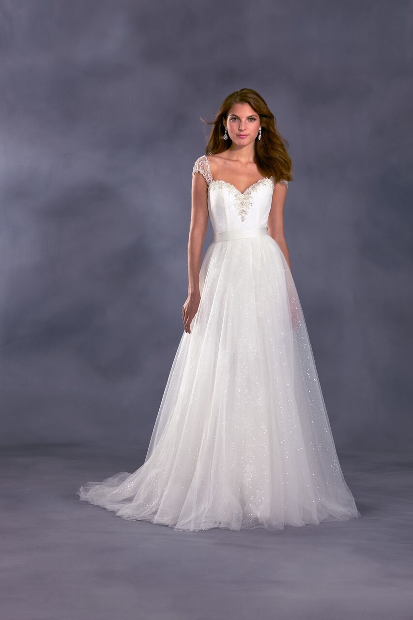 Alfred angelo disney dresses arabia weddings for Designer disney wedding dresses
