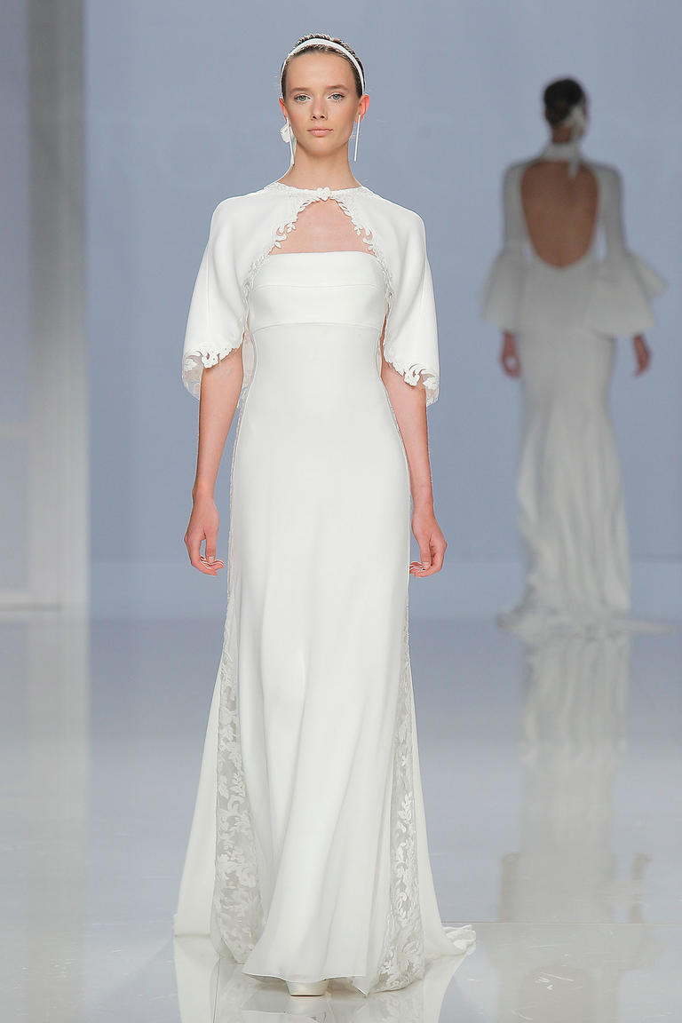 The Rosa Clara 2018 Spring Wedding Dress Collection