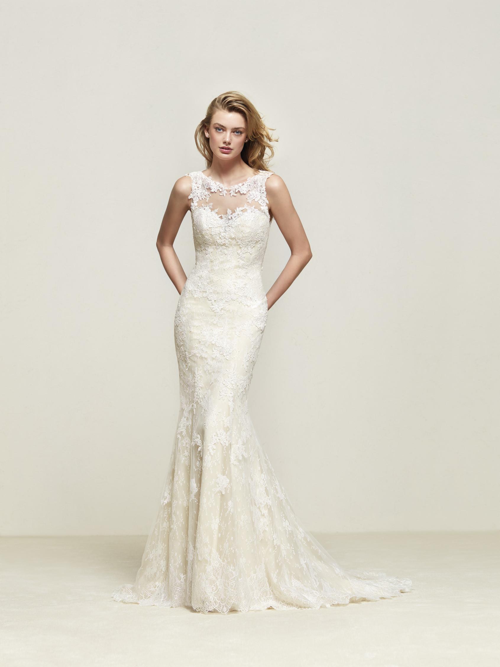 Oriental Wedding Dress 72 Cool pronovias spring bridal collection