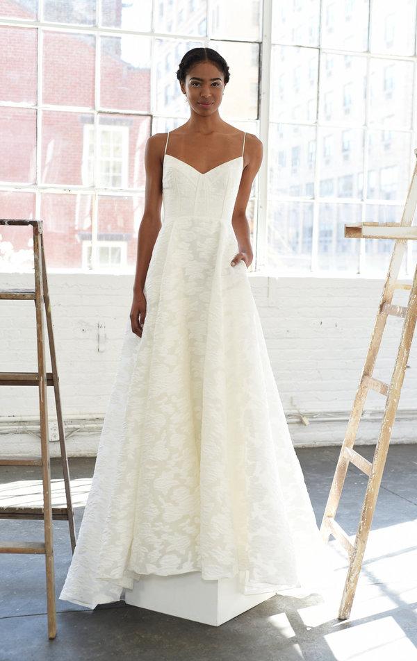 Wedding Dresses With Pockets 52 Spectacular lela rose