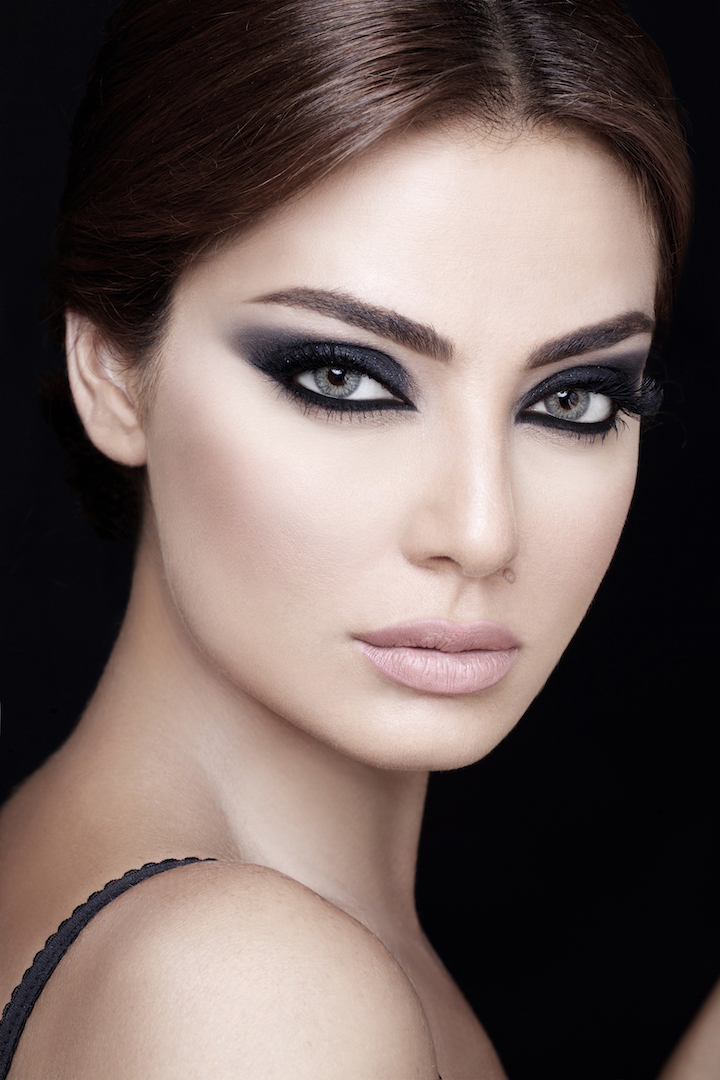 A chit chat with makeup artist bassam fattouh arabia weddings - Elegantes make up anleitung ...