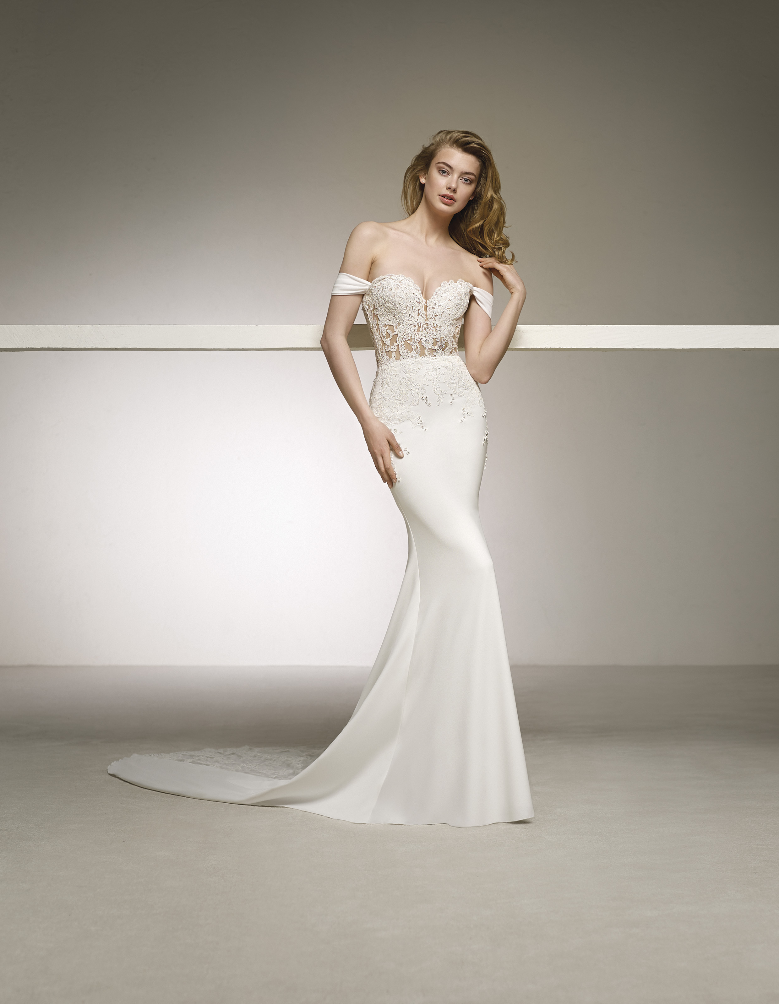 Off The Shoulder Wedding Dresses 50 New darcy b