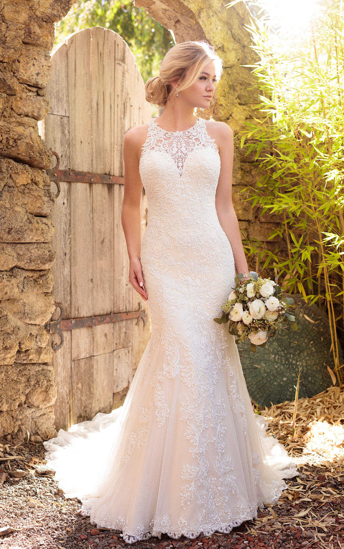 Australian Essence Wedding Dresses 30 Perfect The back of this