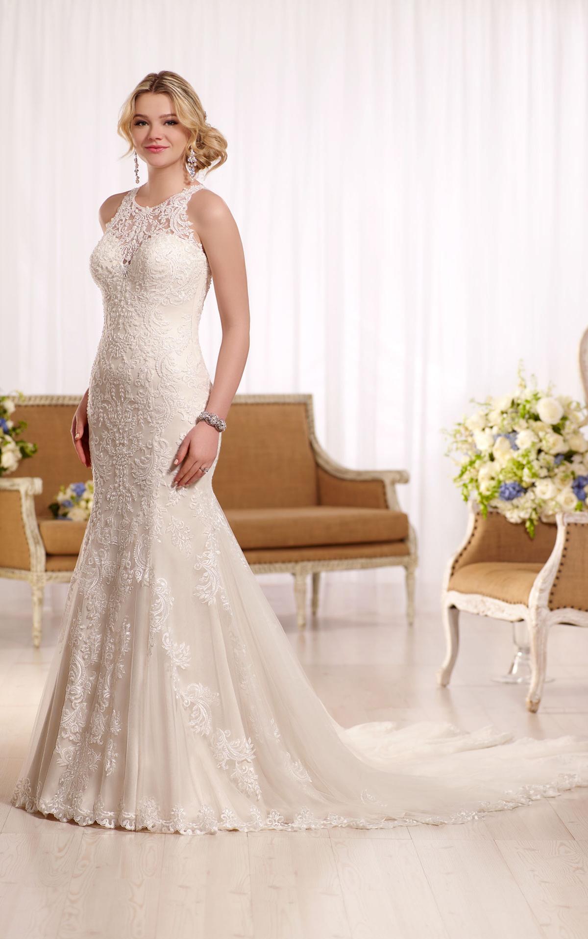 Wedding Dress With Lace Up Back 90 Popular essense