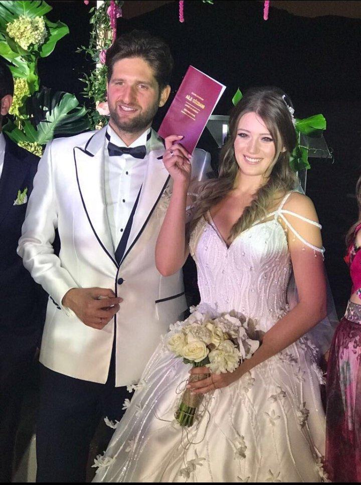 Turkish Wedding Dress 93 Lovely gizem karaca wedding