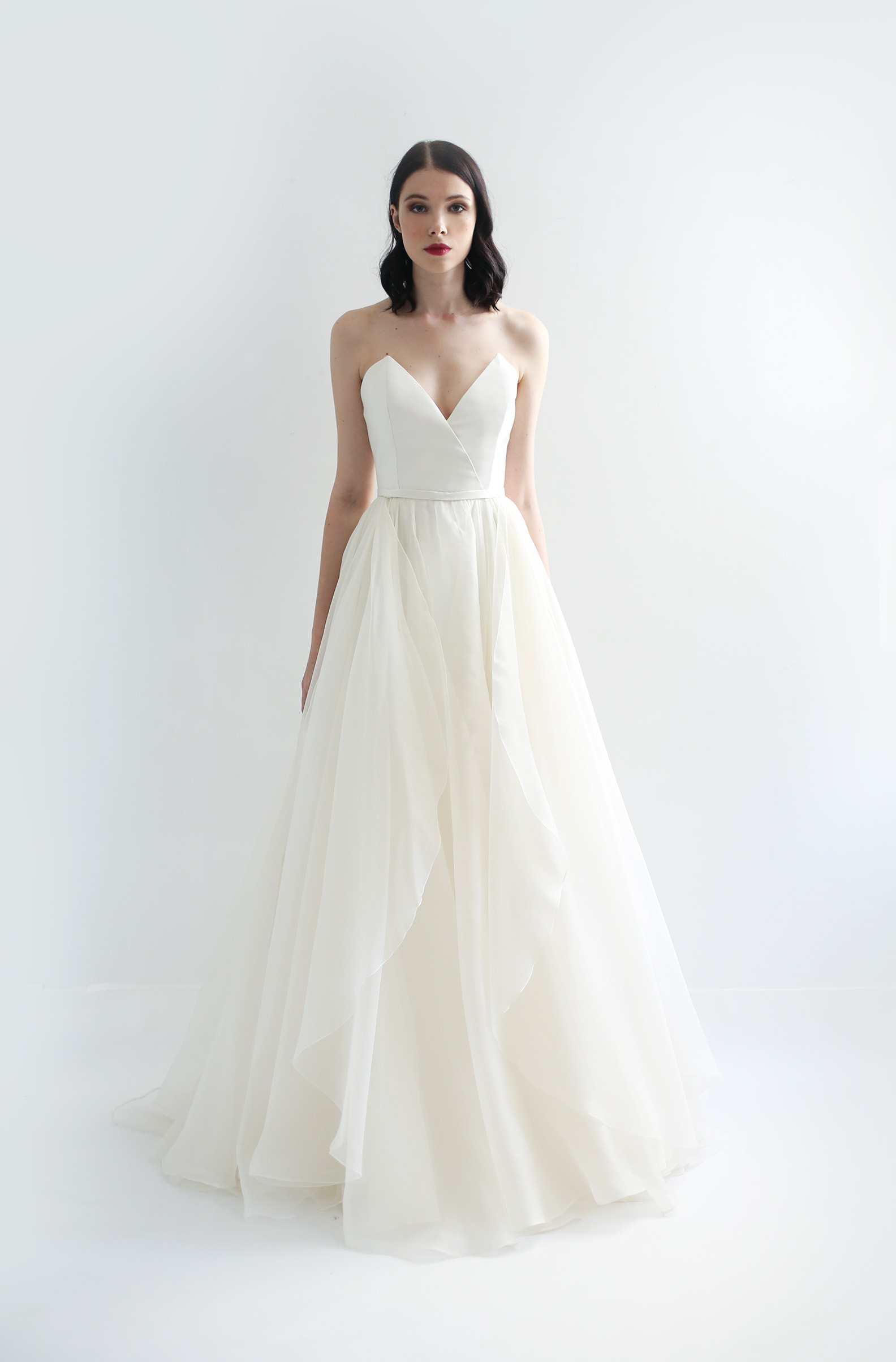 Wedding Dresses For Winter 10 Fancy leanne marshall bridal collection