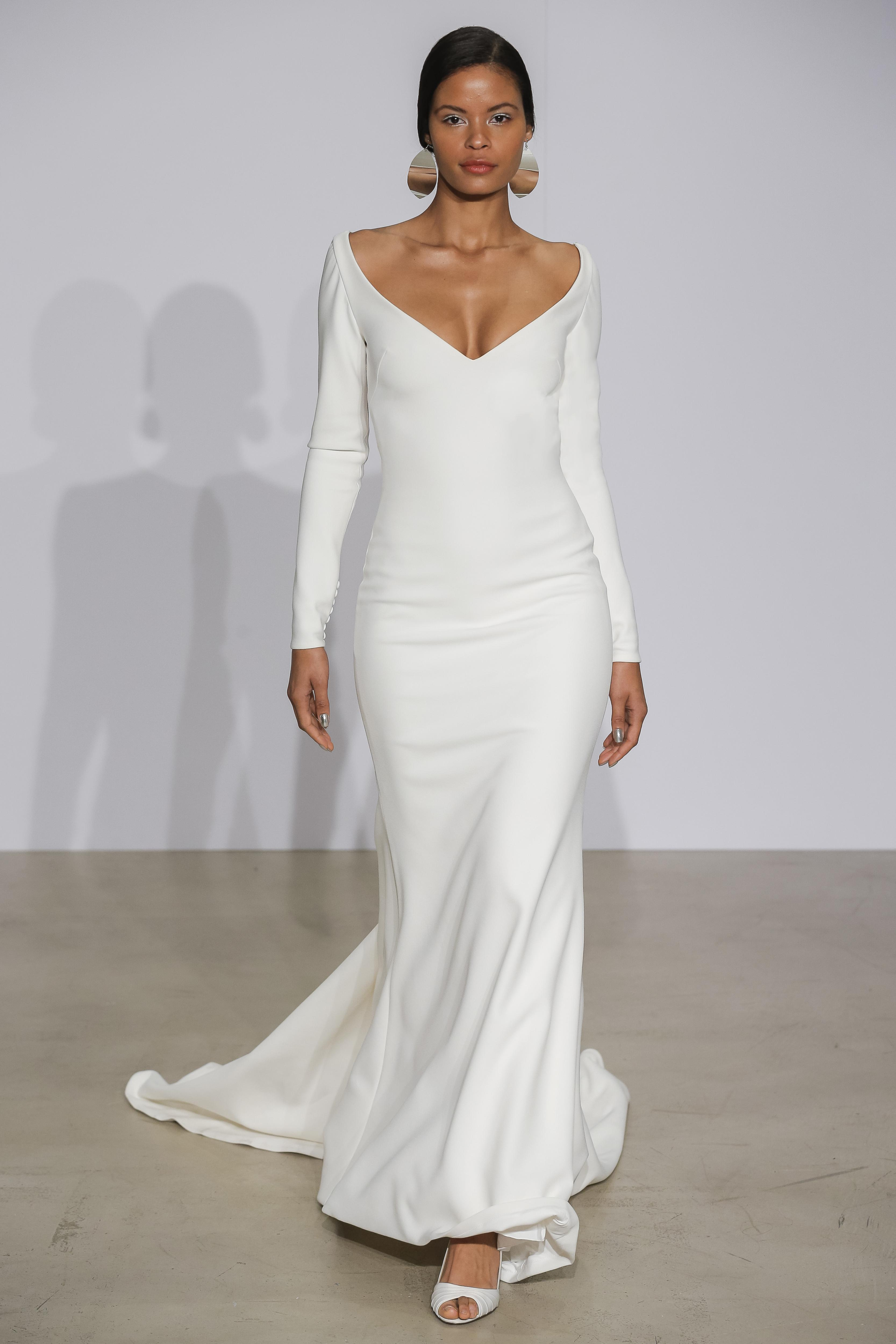 Simple Wedding Dresses 39 New bridal collection fall justin