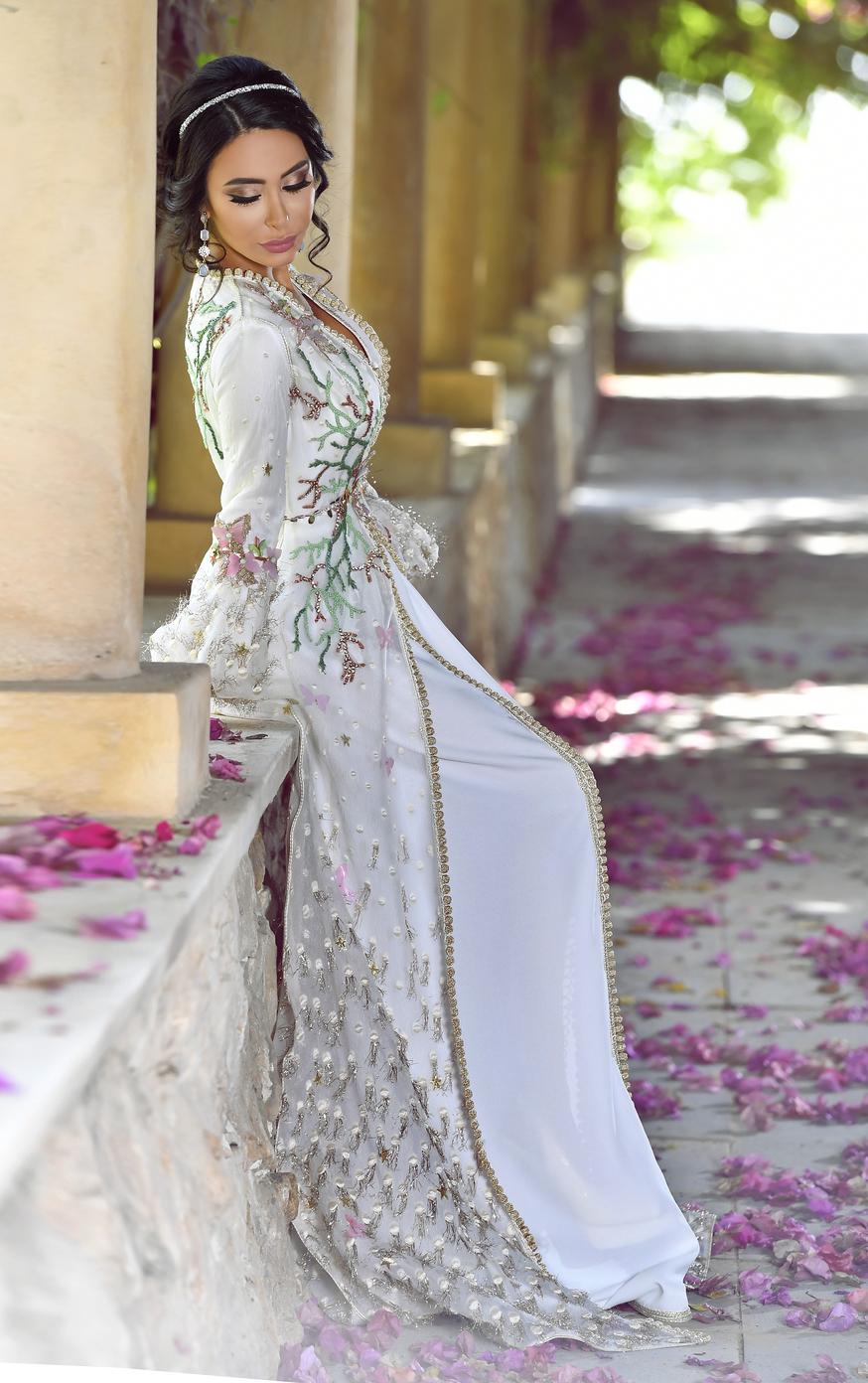 robe de soirée Caftan