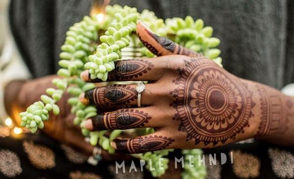 Mehndi Ankle Instagram : Bridal henna artists on instagram arabia weddings
