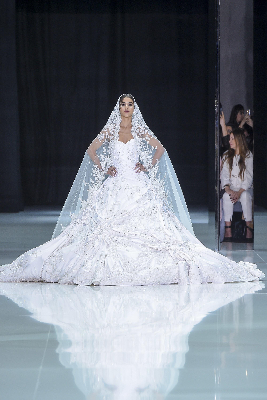 Luxury Wedding Dresses - Arabia Weddings
