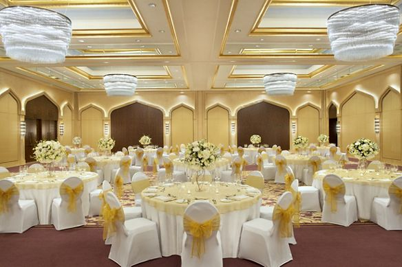 Louloua Ballroom At Ritz Carlton Dubai