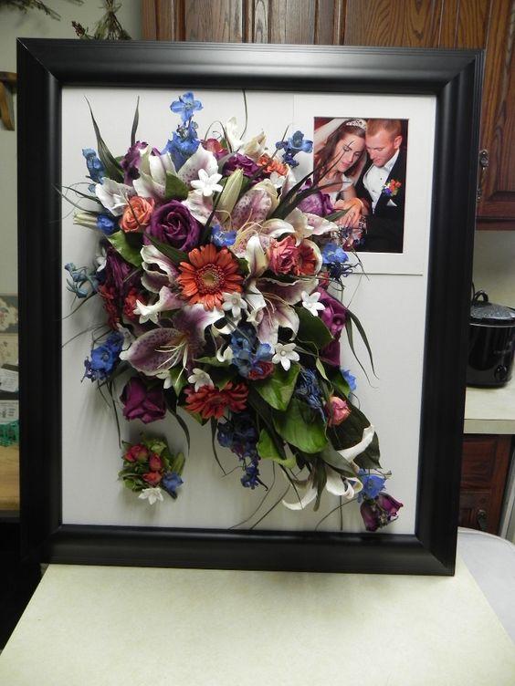 Freeze Your Wedding Bouquet Arabia Weddings