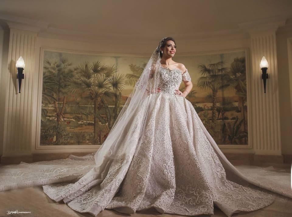 The Top Wedding Dress Designers in Egypt - Arabia Weddings