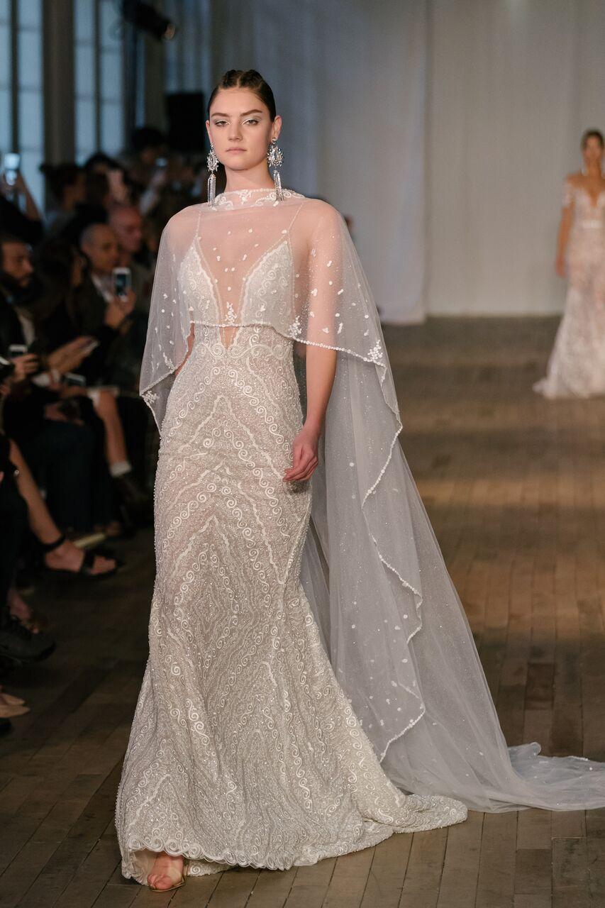 c54de0e45bc ... wedding dress by Berta Balilti. Berta Balilti ·  berta 2019 wedding dresses 13