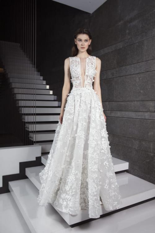 Top Bridal Fashion Designers In Lebanon Arabia Weddings
