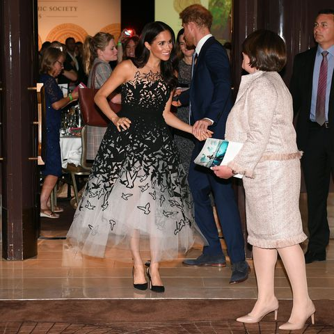Your Engagement Dress Inspired By Meghan Markle Arabia Weddings