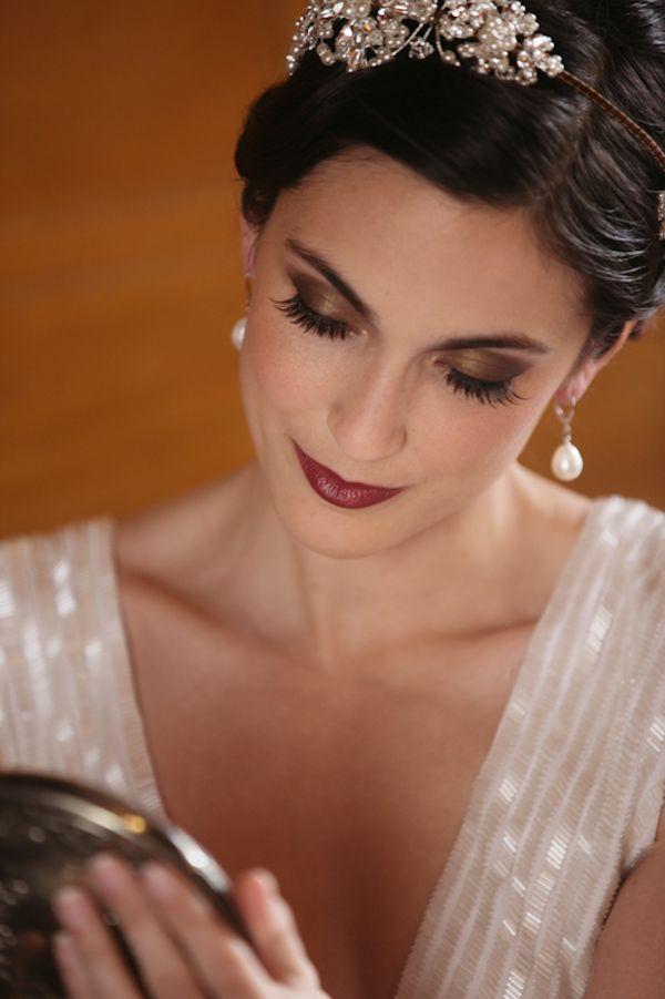Winter Bridal Makeup