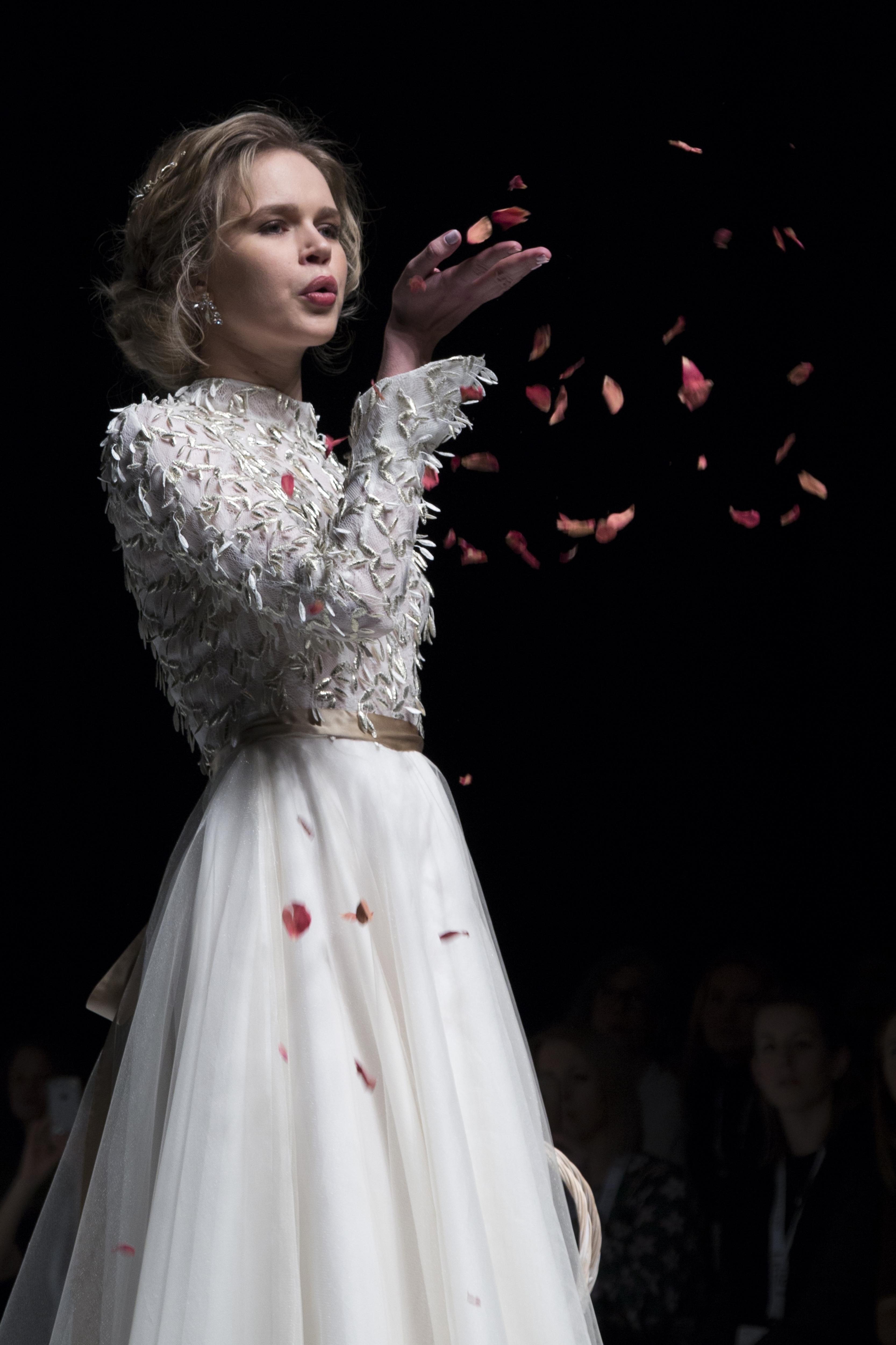 London Bridal Week Rebrands To London Bridal Fashion Week Arabia